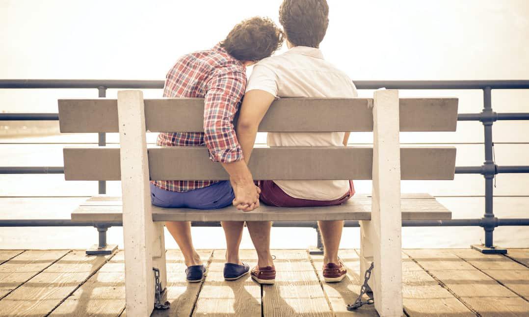 happy gay relationship