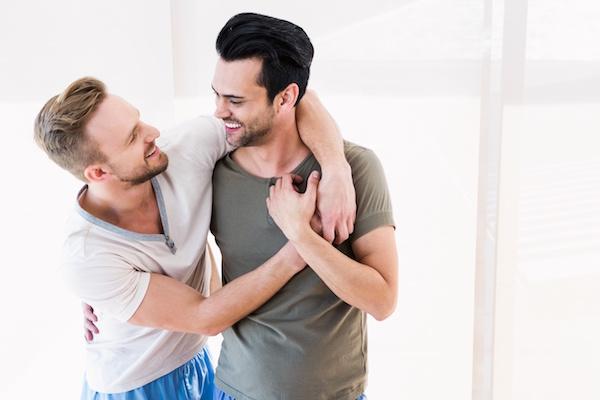 gay men improve their lives
