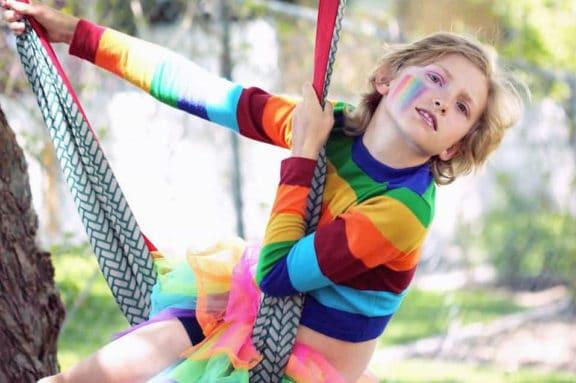 LGBTQ child