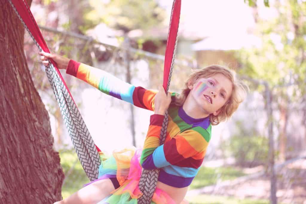 LGBT+ child