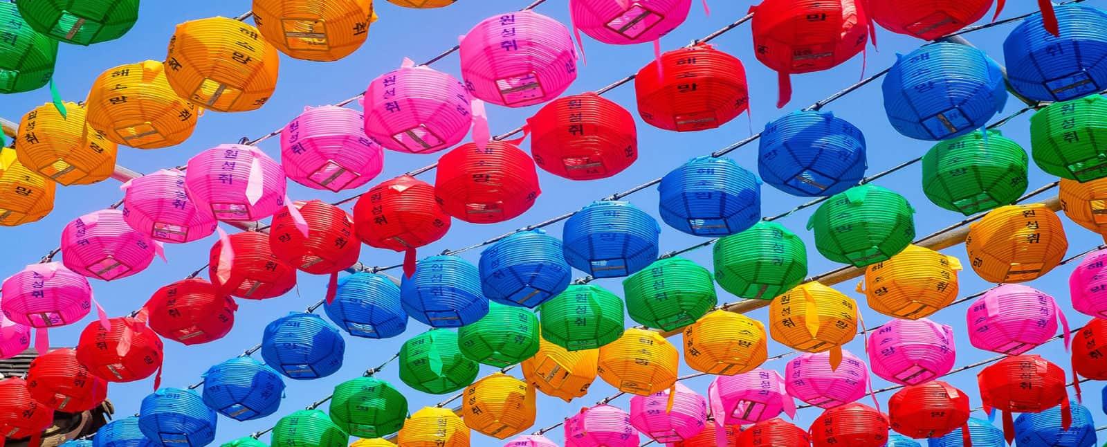 LGBTQIA lanterns